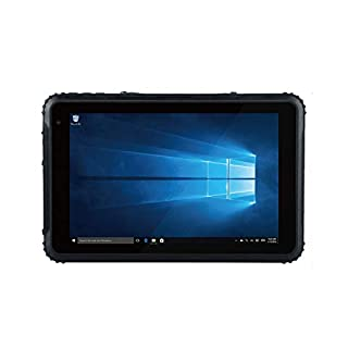 Vanquisher 8-Inch Ultra Rugged Tablet Windows 10 Pro, with GPS GNSS / 7500mAH Battery/Gorilla Glass Panel / IP67 Water-Resistant for Enterprise Mobile Field Work