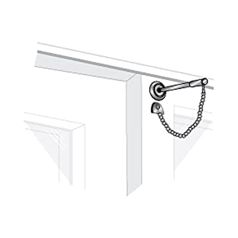 Keyed Lever Aluminum Finish Pro-Lok Patio Door Lock