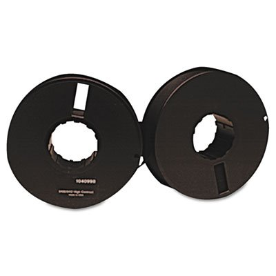 1040995/1040998 Compatible Ribbon, Black, Sold as 6 Each
