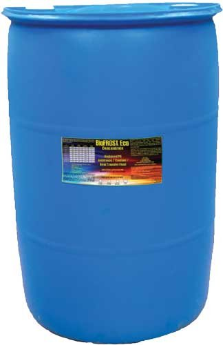 BioFROST Eco Concentrate 55 Gallon - Biobased Inhibited Propylene Glycol by Orison