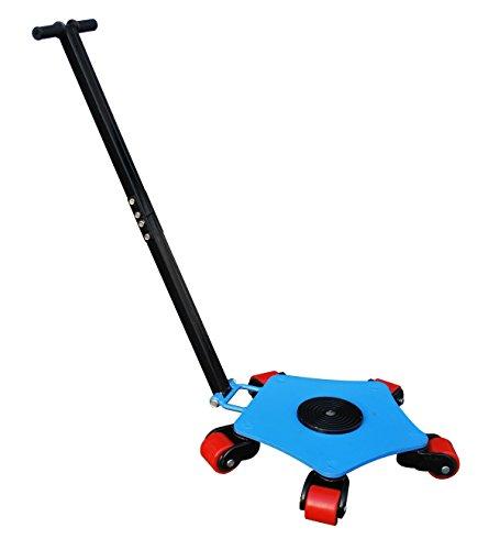 IWCRP4 Rotating Roller Machine Skate, 8800-Pound Capacity