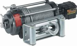 Dodge Winch (Mile Marker H-Series Hydraulic Winch - 9000-Lb. Capacity, 12 Volt DC, Model# H9000)