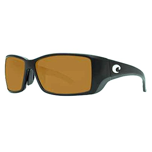 Global Sunglasses Costa Amber Black 580P Fit Fisch WwYYITvrq