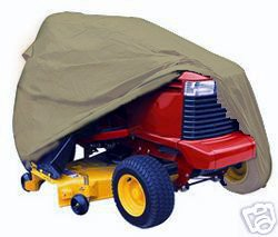 Champion Lawn Tractor Cover for Sears Craftsman Riding Mower.