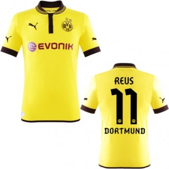 Amazon.com: BVB Reus Shirt Home 2013, 128: Sports & Outdoors