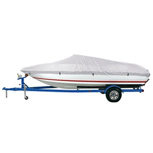 Dallas Manufacturing Co. Polyester Boat Cover B - 14-16 V-Hull, Tri-Hull Runaboats & Alum. Bass Boats - Beam to 90 consumer - Shop Tri Dallas