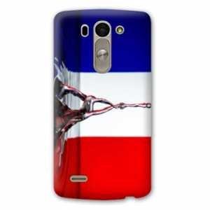 Amazon.com: Case Carcasa LG K10 France - - eau B -: OBS TELECOM