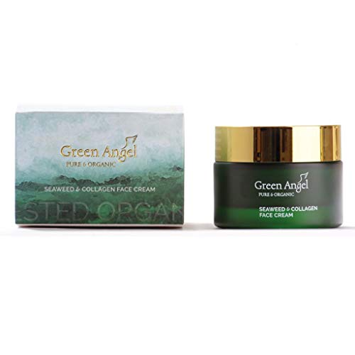 Green Angel Seaweed & Collagen Face Cream (50ml) by Green Angel ()