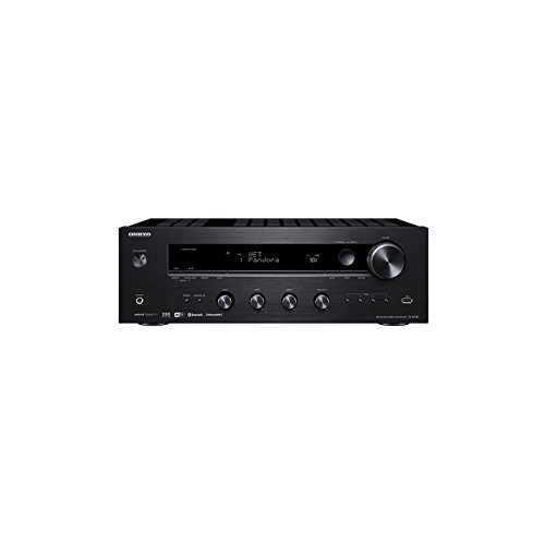 Onkyo TX-8140 2 Channel Network Stereo Receiver (Best Internet Stereo Receiver)