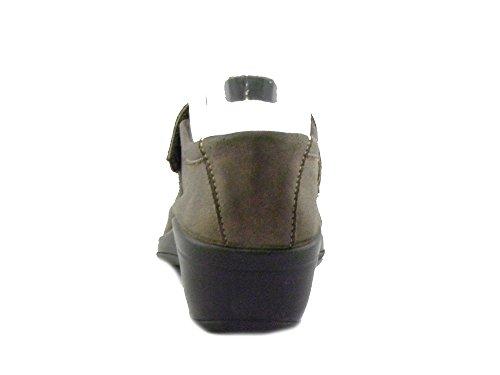 ARCOPEDICO Piedi Scarpa sensibili Jane Donna Bronze per ultramorbida a1553 RxR1WrpUq