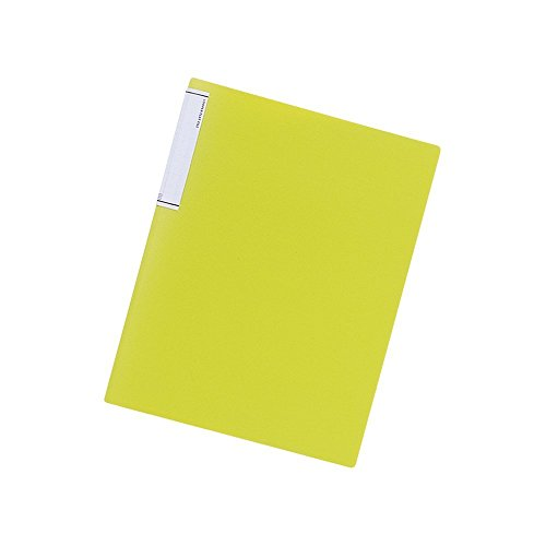 [해외]リヒトラブ 루 플렉스 쥐 파일 A4S 연두색 F-7410-6 【 정리 구매 5 권 세트 】 / Richtrab Rupurov rat file A4S yellow green F-7410-6 [5 books set]