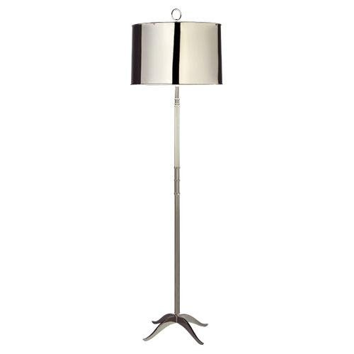Robert abbey s1911 lamps with white painted interior metal shades robert abbey s1911 lamps with white painted interior metal shades polished nickel finish floor lamps amazon aloadofball Choice Image