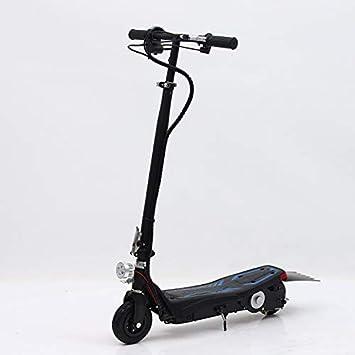 Amazon.com: XINHUANG Scooter eléctrico, Iron, Motor de 150 W ...