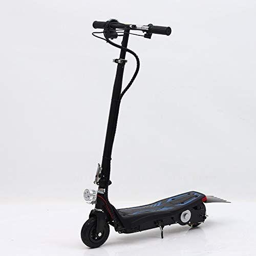 XINHUANG Electric Scooter, Iron, 150 watt Motor, Lithium Battery 4AH, only 13 kg, e-Scooter, Electric Scooter, 24V, Black