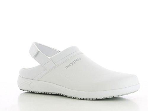 Oxypas remys3901wht mit Remy SRC Arbeiten Schuh mit remys3901wht Gurt - 9a1604
