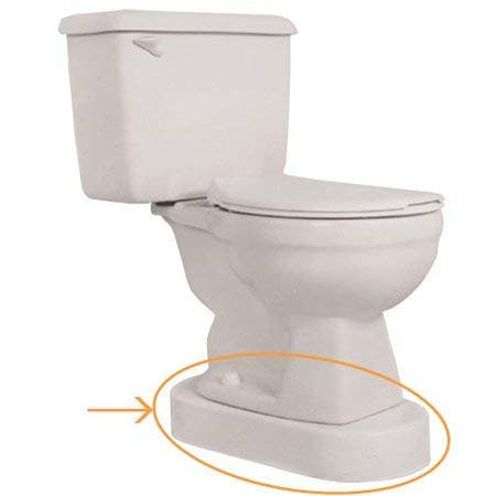 Toilevator Toilet Riser : Grande by Toilevator