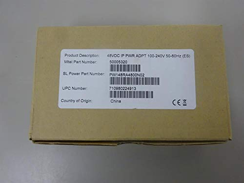 Mitel New 50005320 Power Adapter