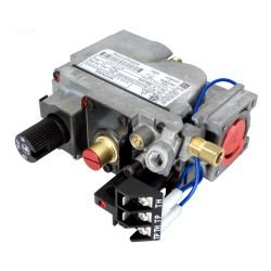 Pentair 471435 Propane Gas MilliVolt Valve Replacement MiniMax 75/100 Pool and Spa Heater by Pentair