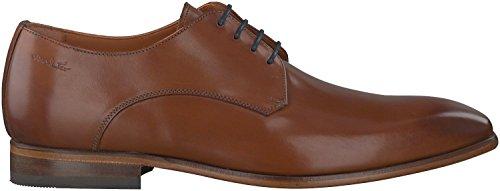 Cognac Van Lier Business Schuhe 4030
