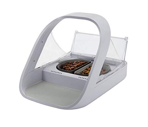 surefeed microchip pet feeder rear cover