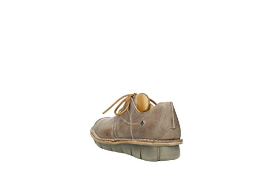 Sand Lace nbsp;milton Leather 325 Wolky Zapatos 8387 Up vwqnR4a