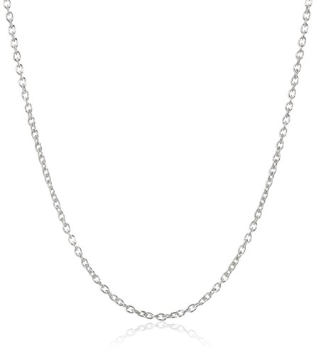 Sterling Silver 1 3mm Nickel Necklace product image