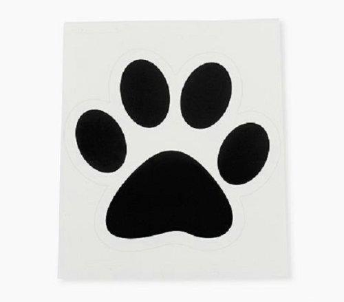 Paw Print Floor Wall Clings
