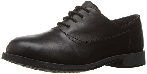 Camper K200016, Zapatos Derby Mujer Negro (Black 008)