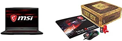 MSI GF65 Thin 10SER-884XES - Ordenador portátil Gaming de 15.6