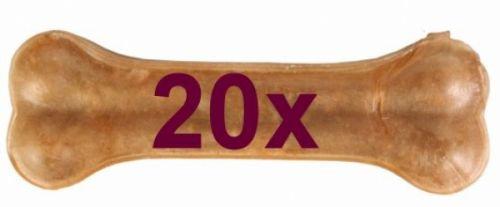 Vitakraft Hunde Kauknochen aus Büffelhaut, 30 g, 10 cm lang, 20er Pack, 1er Pack (1 x 600 g)
