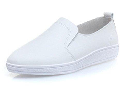 Frau Frühling Aufzug Schuhe, flache Schuhe Frauen Schuhe, Freizeitschuhe faul , US6.5-7 / EU37 / UK4.5-5 / CN37
