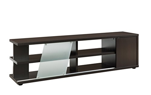 ioHOMES Contemporary Nielson 72-Inch TV Stand, Cappuccino by HOMES: Inside + Out