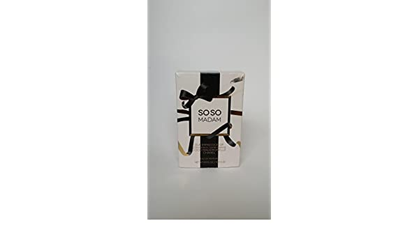 Amazon.com : Soso Madam Womens Perfume By Preferred Fragrances-- Impression of Coco Mademoiselle By Chanel : Beauty