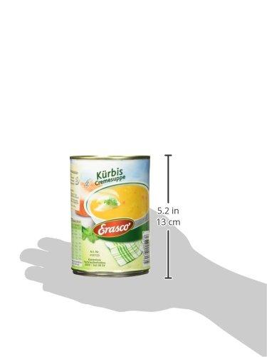 Erasco Kürbis Cremesuppe, 1er Pack (1 x 390 g): Amazon.de ...