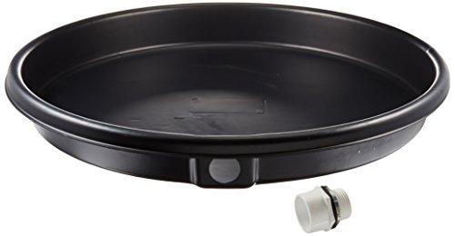 Rheem AP12934 Plastic Water Heater Drain Pan with Fittings, 20-Inch by Rheem