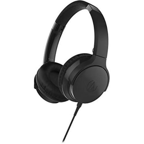chollos oferta descuentos barato Audio Technica ATH AR3iSBK Auriculares portátiles Color Negro