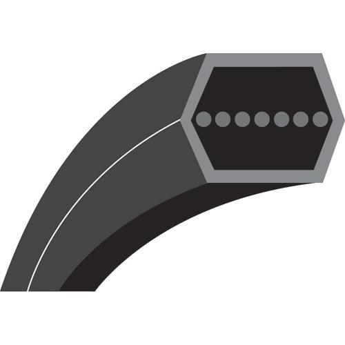 benvenuto per ordinare AA93M  cinghia esagonale per tosaerba autoportées autoportées autoportées BAT modelli hydrostatiques, lunghezza esterna  2416 mm, N °, 954-0470 754-0470 origine   è scontato