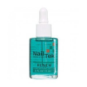 Nail Tek Renew Natural Anti-Fungal Cuticle Oil (Quantity of 4) by Nail Tek