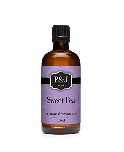 Sweet Pea Fragrance Oil - Premium Grade Scented Oil - 100ml/3.3oz (Sweet Dropper Pea)