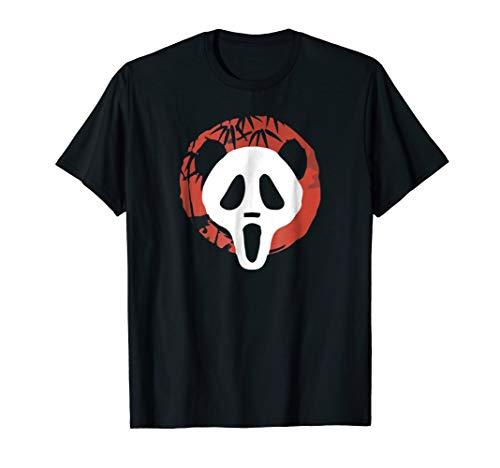 Screaming Serial Killer Panda Halloween Costume -