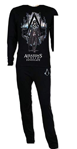 Pezzi Due Creed Creed assassins Pigiama Uomo Assassins wxq6FZfW