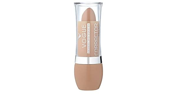 Amazon.com : CORRECTOR VOGUE CON FILTRO SOLAR - CONCEALERS VOGUE (BEIGE) : Beauty