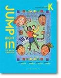 Jump Right In Kindergarten Teacher's Guide Book-The General Music Series. Cynthia C. Taggart, Alison M. Reynolds, Wendy H. Valerio, Jennifer M. Bailey, Diane Lange, and Edwin E. Gordon-Gordon, Edwin-