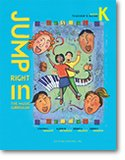 Jump Right In Kindergarten Teacher's Guide Book-The General Music Series. Cynthia C. Taggart, Alison M. Reynolds, Wendy