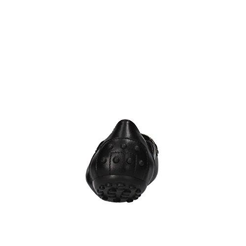 TOD'S ballerine donna 35 EU nero pelle AF913