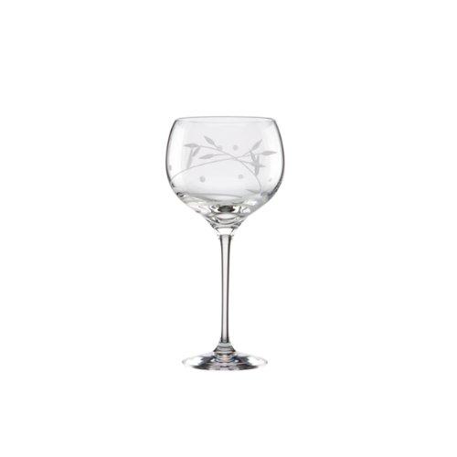 Lenox Opal Innocence Signature Crystal Balloon Wine Glass