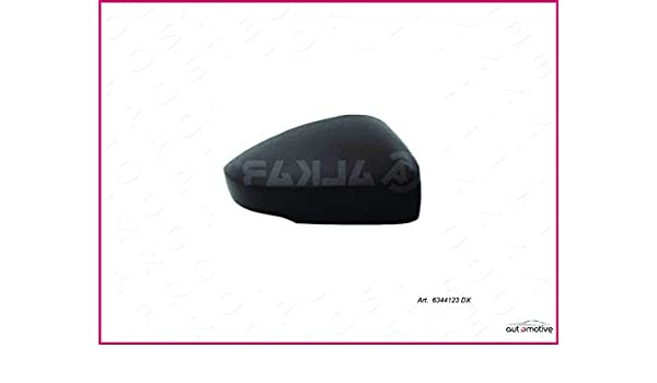 Calota espejo retrovisor derecho negro 07873: Amazon.es: Coche y moto