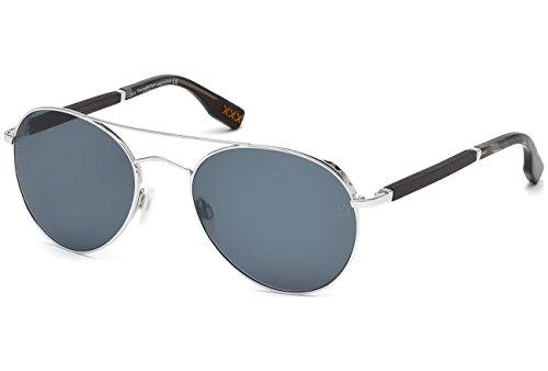 Sunglasses Zegna Couture ZC 2 ZC0002 18V shiny rhodium / - Couture Zegna