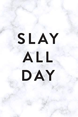 Slay All Day, 18 Month Weekly & Monthly Planner