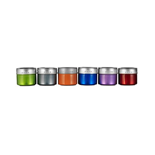 Kamenstein 5073734 Storage Tins, Assorted